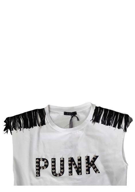 T-SHIRT JAIME' JAIME' | T-shirt | 10590J-TSBIANCO