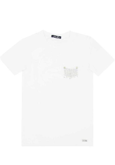 T-SHIRT JAIME' JAIME' | T-shirt | 10685J-TSBIANCO