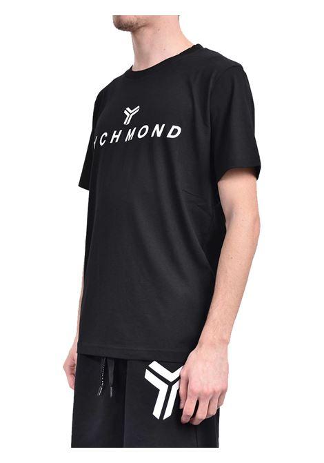 T-SHIRT UOMO JOHN RICHMOND | T-shirt | UMP21004TSBLACK