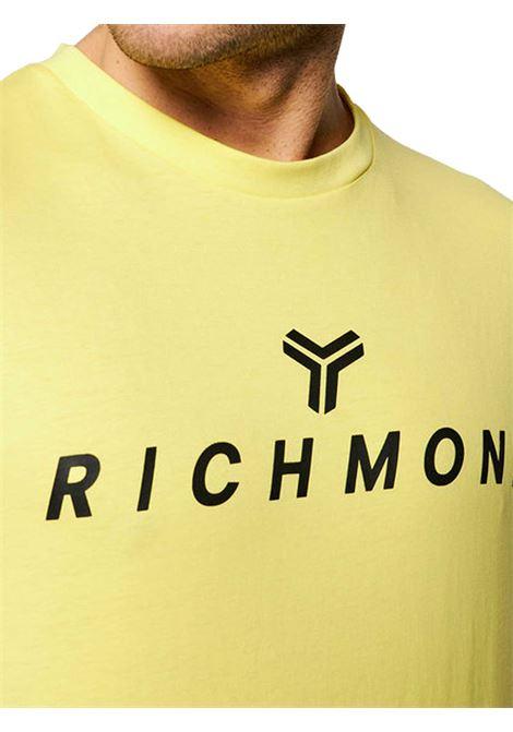 T-SHIRT UOMO JOHN RICHMOND | T-shirt | UMP21004TSLIME CELANDINE