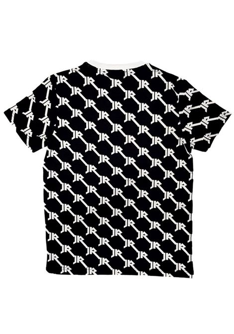 JOHN RICHMOND T-SHIRT JOHN RICHMOND | T-shirt | UMP21034TSBLACK