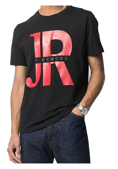 T-SHIRT UOMO JOHN RICHMOND | T-shirt | UMP21046TSBLACK