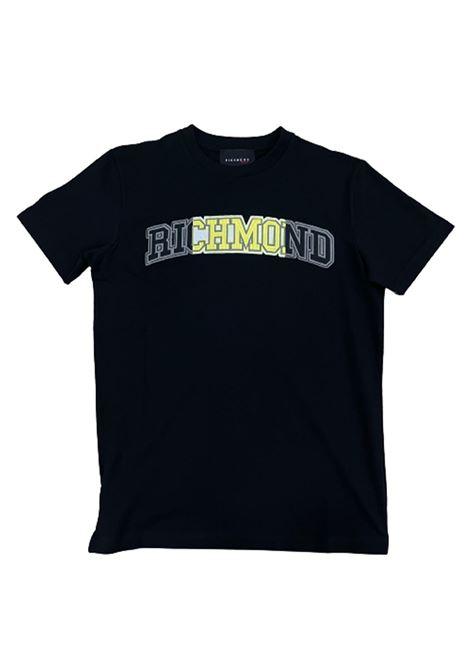JOHN RICHMOND T-SHIRT JOHN RICHMOND | T-shirt | UMP21079TSBLACK
