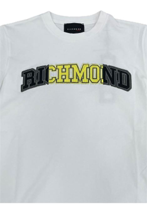 JOHN RICHMOND T-SHIRT JOHN RICHMOND | T-shirt | UMP21079TSWHITE