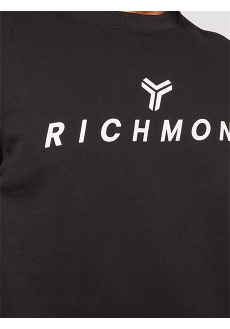 JOHN RICHMOND FELPA JOHN RICHMOND | Felpa | UMP21087TSBLACK