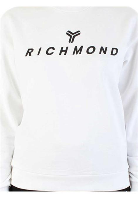 FELPA DONNA JOHN RICHMOND | Felpa | UWP21017FEWHITE