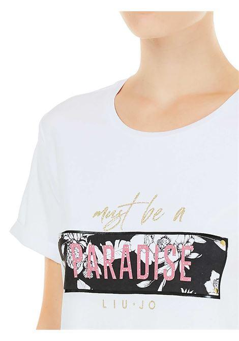 TOP LIU JO LIU JO | T-shirt | TA1156-J500311110