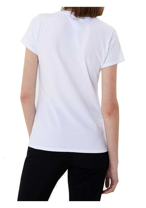 T-SHIRT LIU JO LIU JO | T-shirt | WA1270-J5003T9794