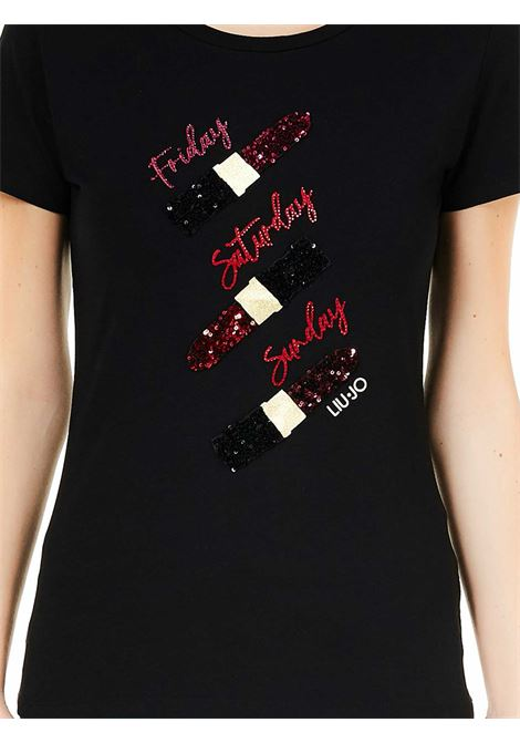 TOP LIU JO LIU JO | T-shirt | WA1270-J5003W9188