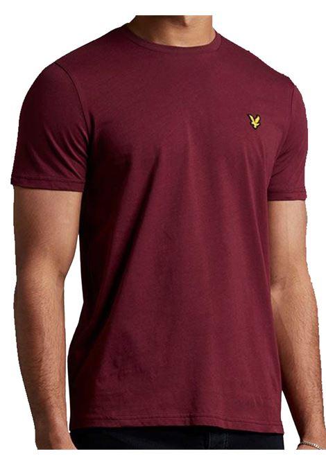 T-SHIRT UOMO LYLE & SCOTT | T-shirt | TS400VOGZ803