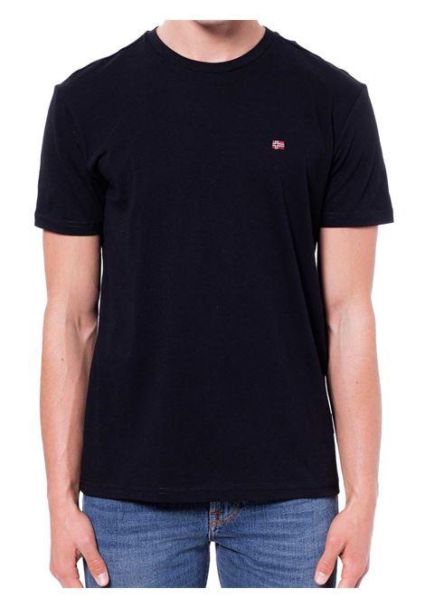 T-SHIRT UOMO NAPAPIJRI | T-shirt | NP0A4EW8041