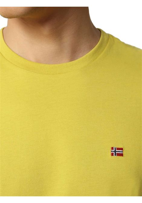 T-SHIRT UOMO NAPAPIJRI | T-shirt | NP0A4EW8YA9