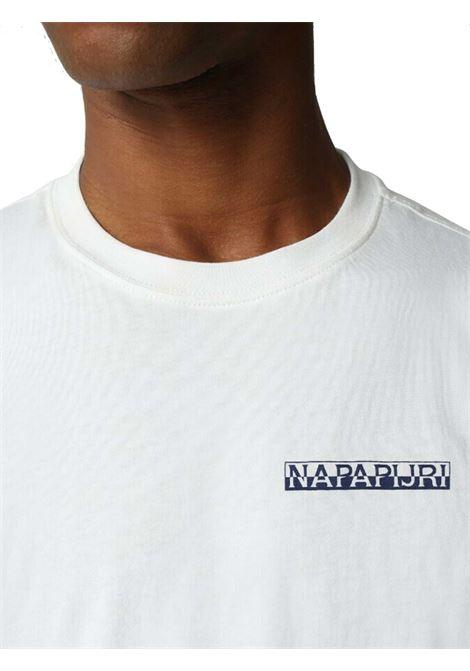 T-SHIRT UOMO NAPAPIJRI | T-shirt | NP0A4F7F002