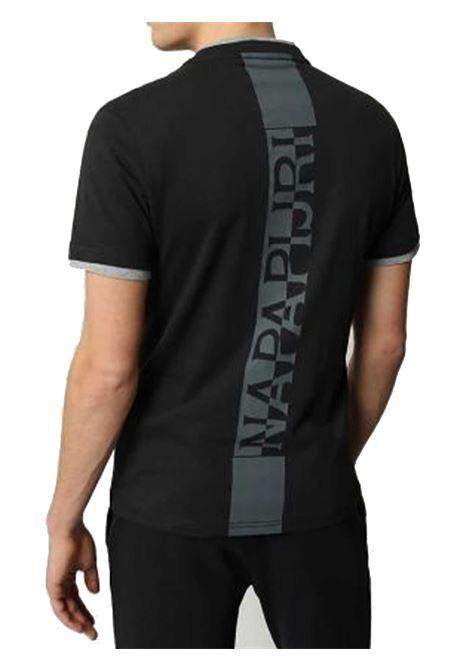 T-SHIRT UOMO NAPAPIJRI | T-shirt | NP0A4F7F041