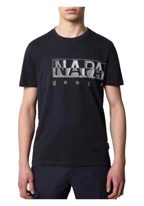 T-SHIRT UOMO NAPAPIJRI | T-shirt | NP0A4F9N176