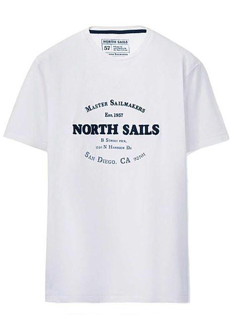 T-SHIRT UOMO NORTH SAILS | T-shirt | 6926970101