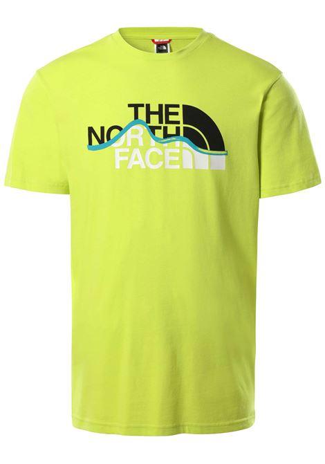 T-SHIRT THE NORTH FACE THE NORTH FACE | T-shirt | NF00A3G2JE31