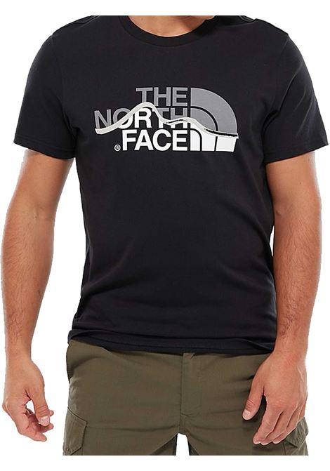 T-SHIRT THE NORTH FACE THE NORTH FACE | T-shirt | NF00A3G2JK31