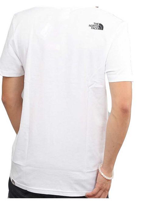 T-SHIRT THE NORTH FACE THE NORTH FACE | T-shirt | NF0A2TX3FN41