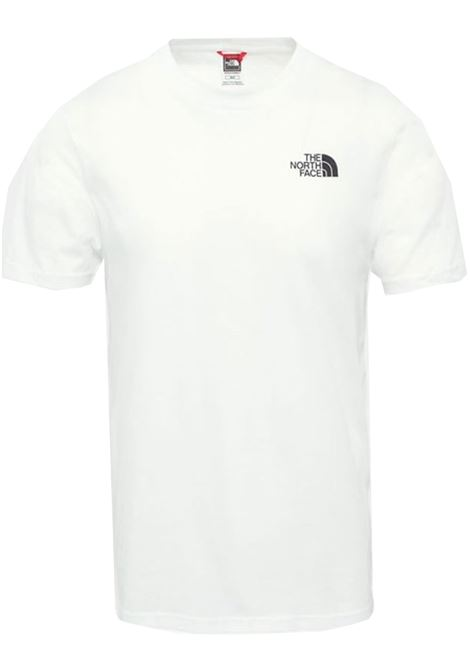 T-SHIRT THE NORTH FACE THE NORTH FACE | T-shirt | NF0A2TX5FN41