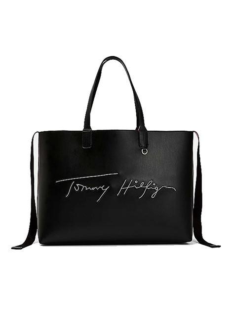 BORSA DONNA TOMMY HILFIGER | Borsa | AW0AW09707BDS