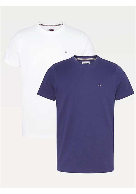 T-SHIRT UOMO TOMMY HILFIGER | T-shirt | DM0DM107050XU