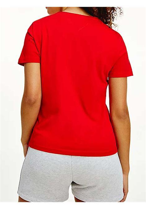 T-SHIRT DONNA TOMMY HILFIGER | T-shirt | DW0DW09194XNL