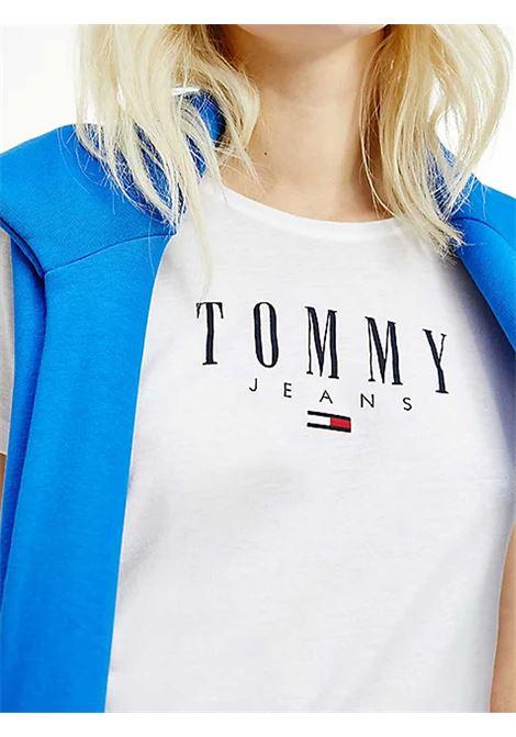T-SHIRT DONNA TOMMY HILFIGER | T-shirt | DW0DW09926YBR