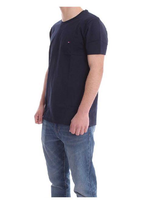 T-SHIRT UOMO TOMMY HILFIGER | T-shirt | MW0MW13344DW5
