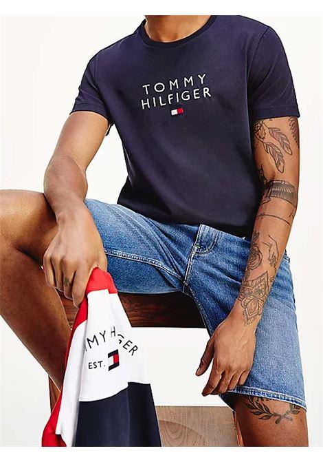 T-SHIRT UOMO TOMMY HILFIGER | T-shirt | MW0MW17663DW5