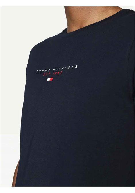 T-SHIRT UOMO TOMMY HILFIGER | T-shirt | MW0MW17676DW5