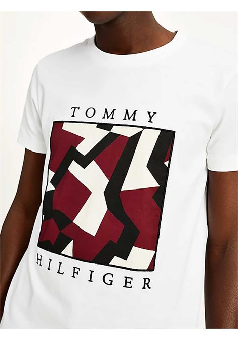 T-SHIRT UOMO TOMMY HILFIGER | T-shirt | MW0MW18371YBR