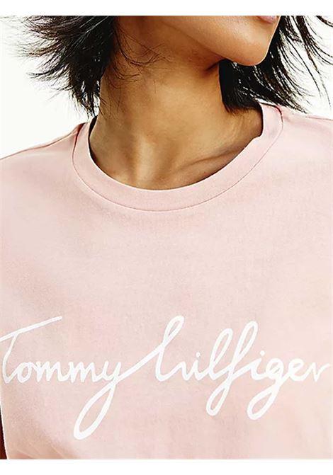 T-SHIRT DONNA TOMMY HILFIGER | T-shirt | WW0WW28682TQS