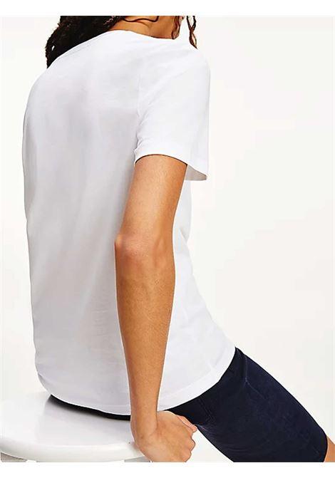 T-SHIRT DONNA TOMMY HILFIGER | T-shirt | WW0WW29584YBR