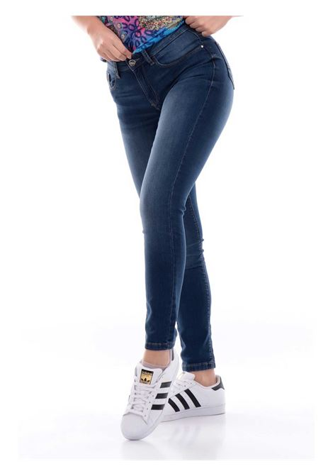 JEANS DONNA YES ZEE | Jeans | P320-X605J711