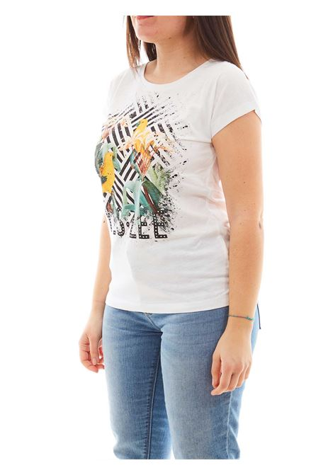 T-SHIRT DONNA YES ZEE | T-shirt | T212-TL020107