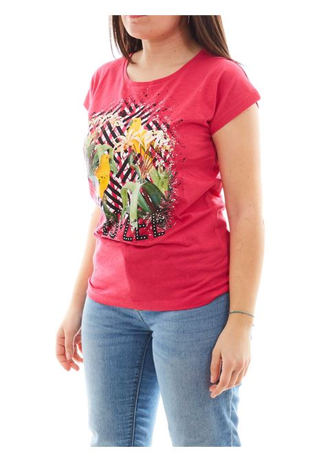 T-SHIRT DONNA YES ZEE | T-shirt | T212-TL020424