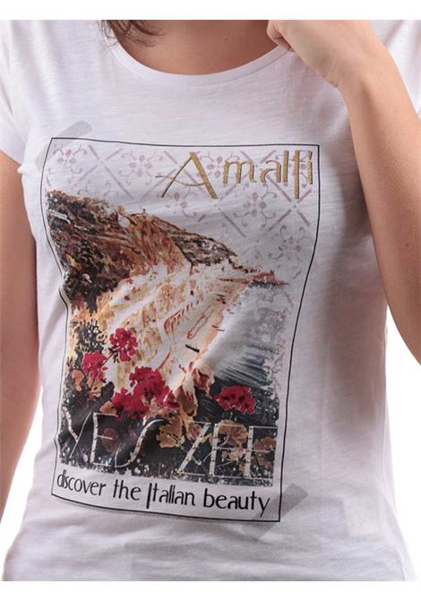 T-SHIRT DONNA YES ZEE | T-shirt | T212-TL060107