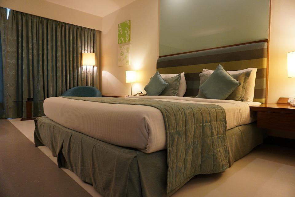 Hotel Room Curtain Furniture
