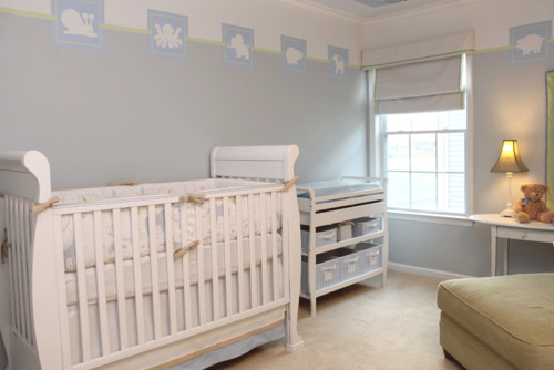 baby room design nursery