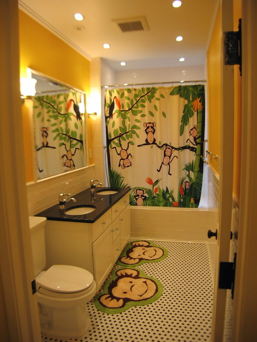 kid bathroom decor