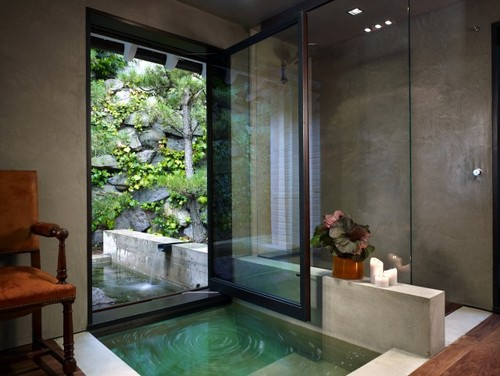 alcove bathtub