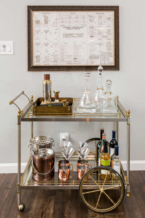bar cabinet furniture
