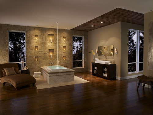 Bathroom wall decors