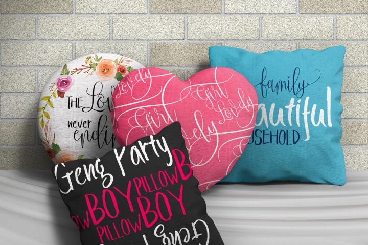 Braveheart Cushions