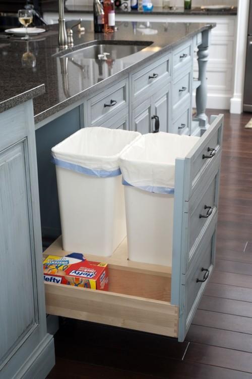 Kitchen Trash Management