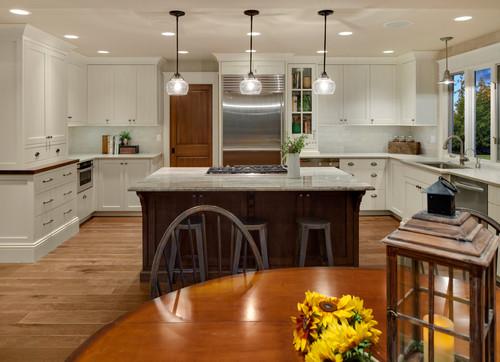 Kitchen Lighting Layout