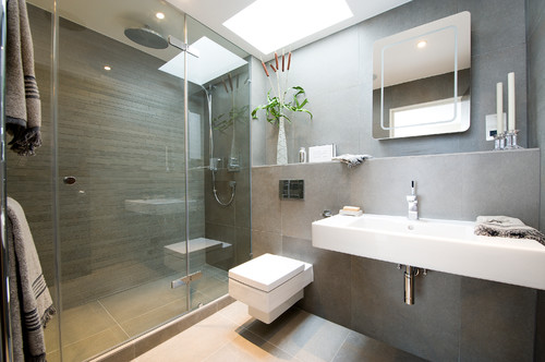 elegant bathroom  design