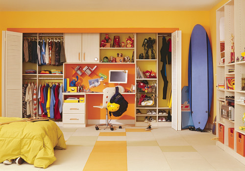 Attractive Closet Designs, Your Kids Will Love