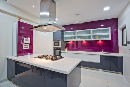 Kitchen Materials And Finishes